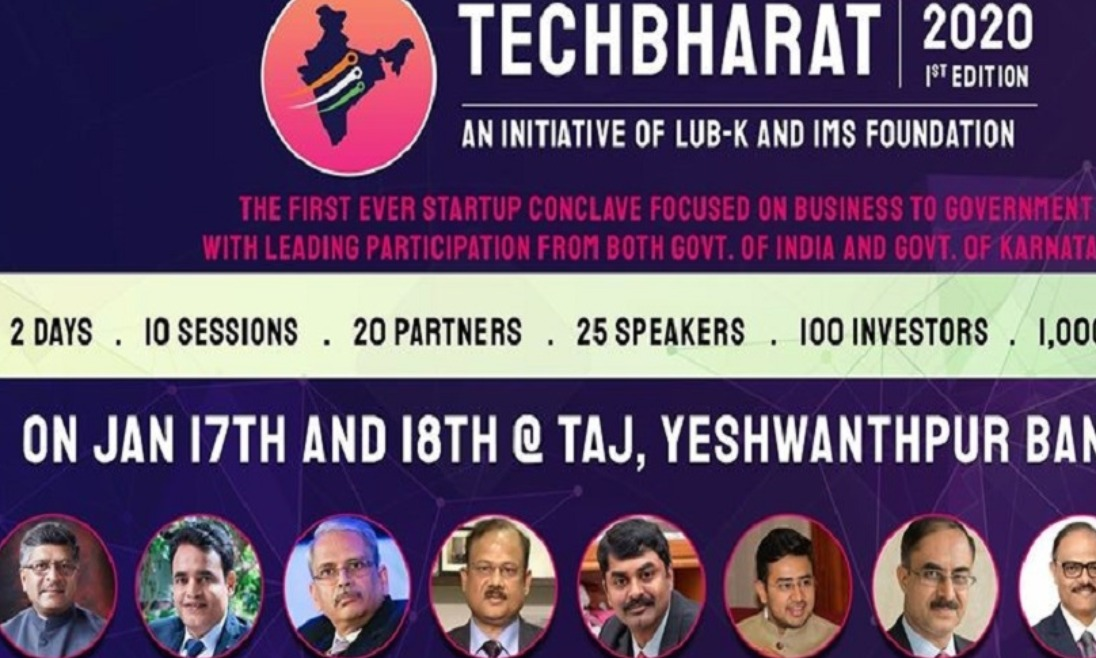 TechBharat 2020 B2G Conclave for Startups