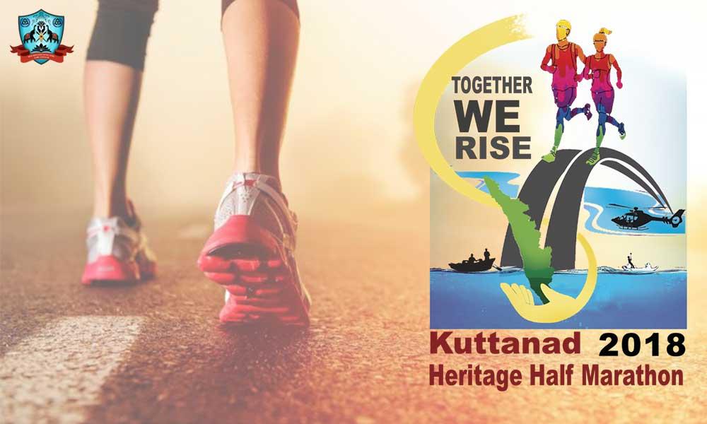 Kuttanad Heritage Half Marathon 2018