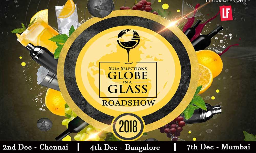 Globe in a Glass 2018