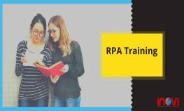 Inovi Technologies-RPA Training