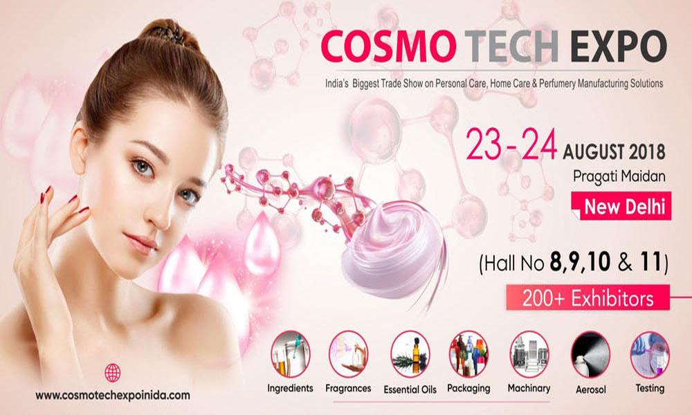 Cosmo Tech Expo 2018