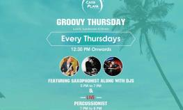 Groovy Thursdays