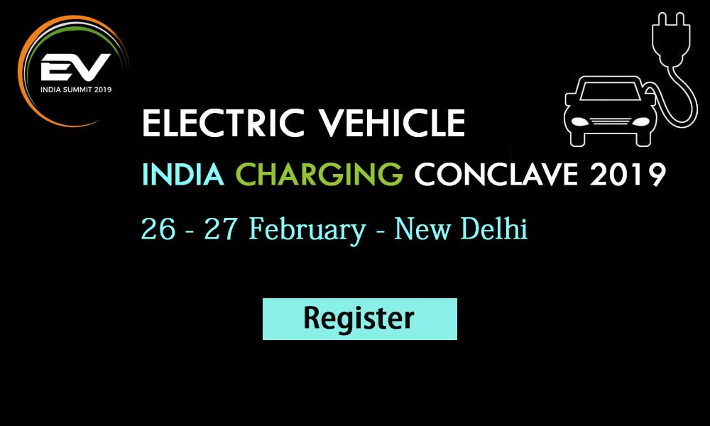 Electric Vehicle India Summit 2019