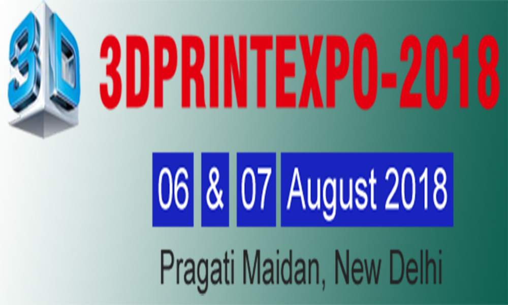 3D Print Expo in New Delhi