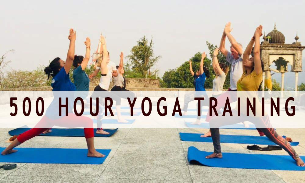 500 Hour Hatha Yoga Teacher Training In Rishikesh