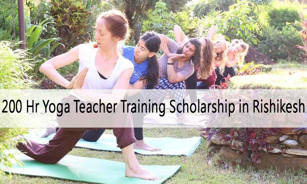 200 Hr Yoga Teacher Training Scholarship