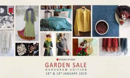 Shades of India Garden Sale in Gurugram1