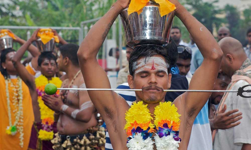 Thaipuism Festival