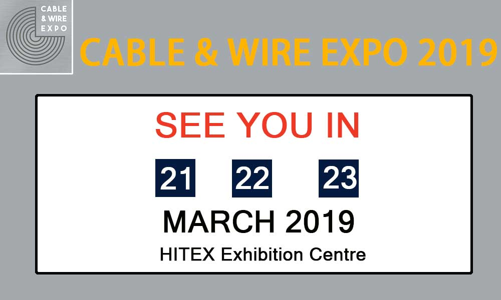 Cable and Wire Expo 2019