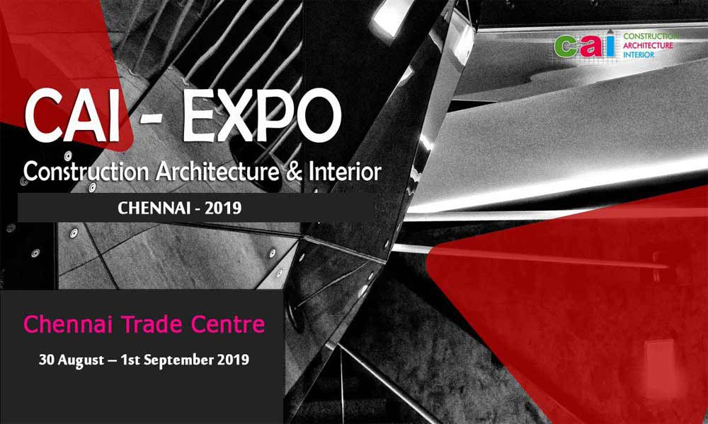 CAI Expo 2019 at Chennai