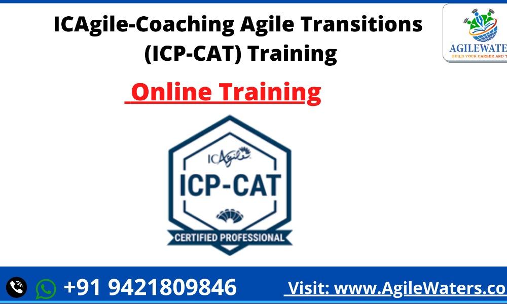 Enterprise Agile Coach Certification Online Training