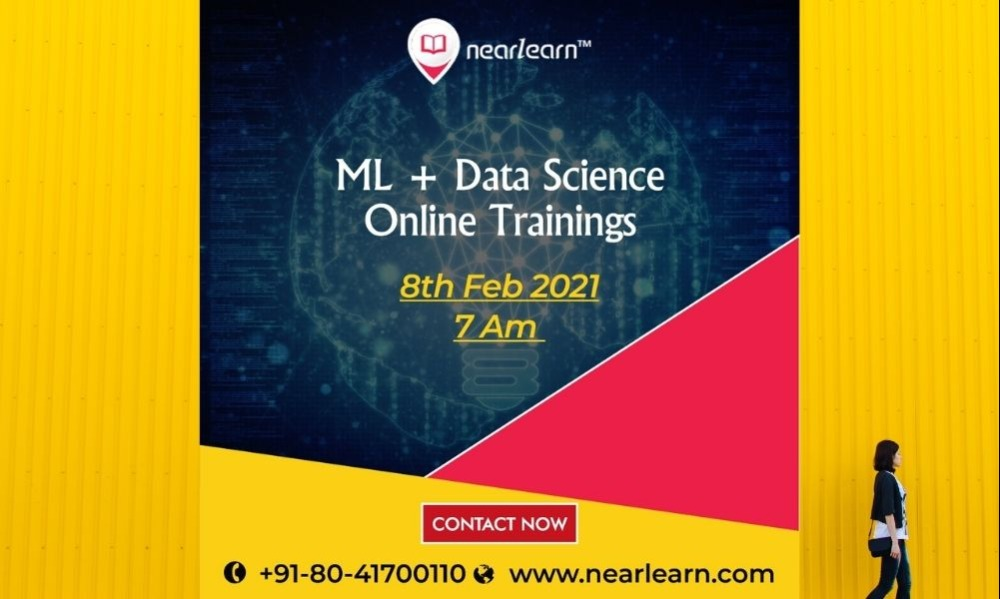Machine Learning & Data Science Online Training In Bangalore