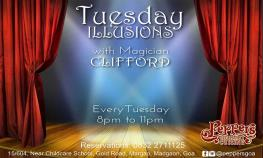 Tuesday Illusions