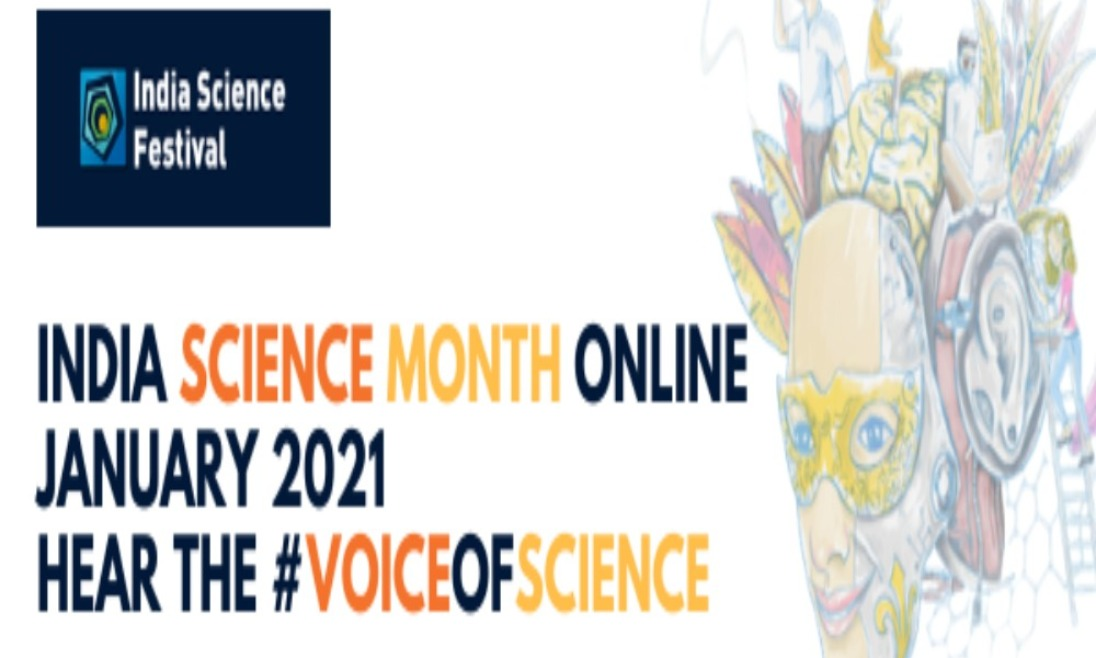 ISMO: India Science Month Online