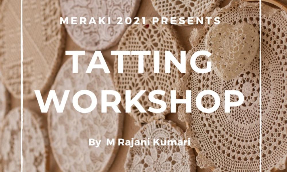 Tatting Workshop