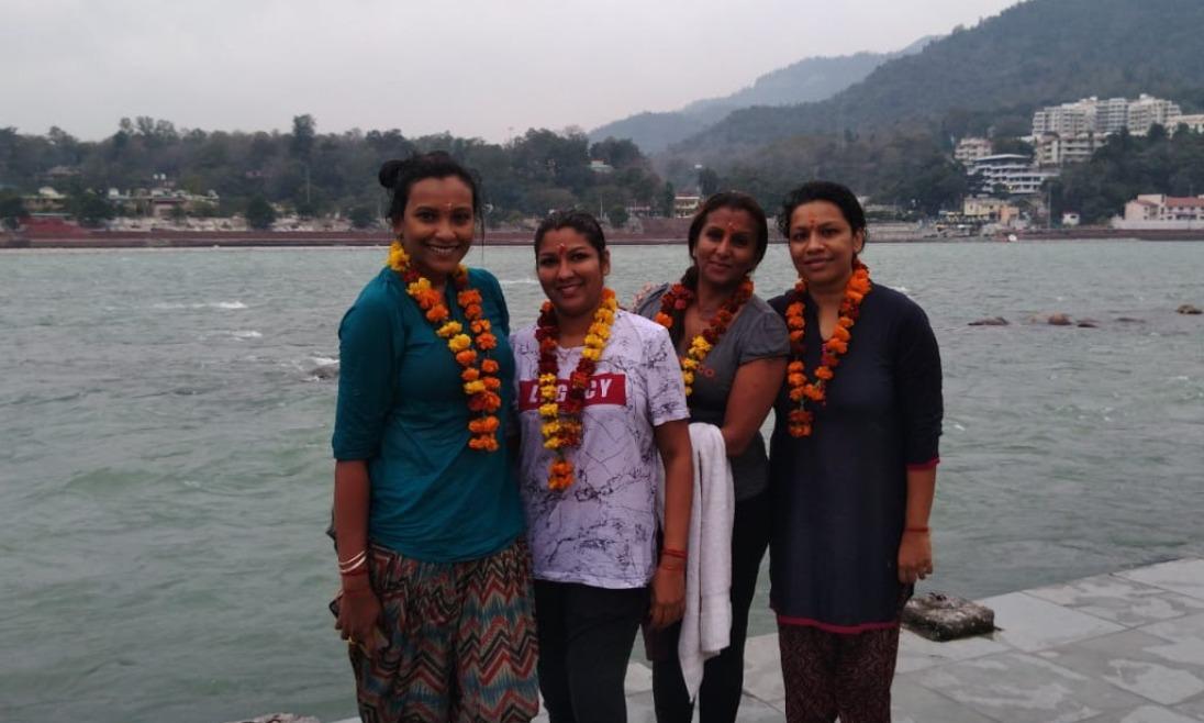 7 Days Health & Wellness Women Yoga Retreat in Rishikesh