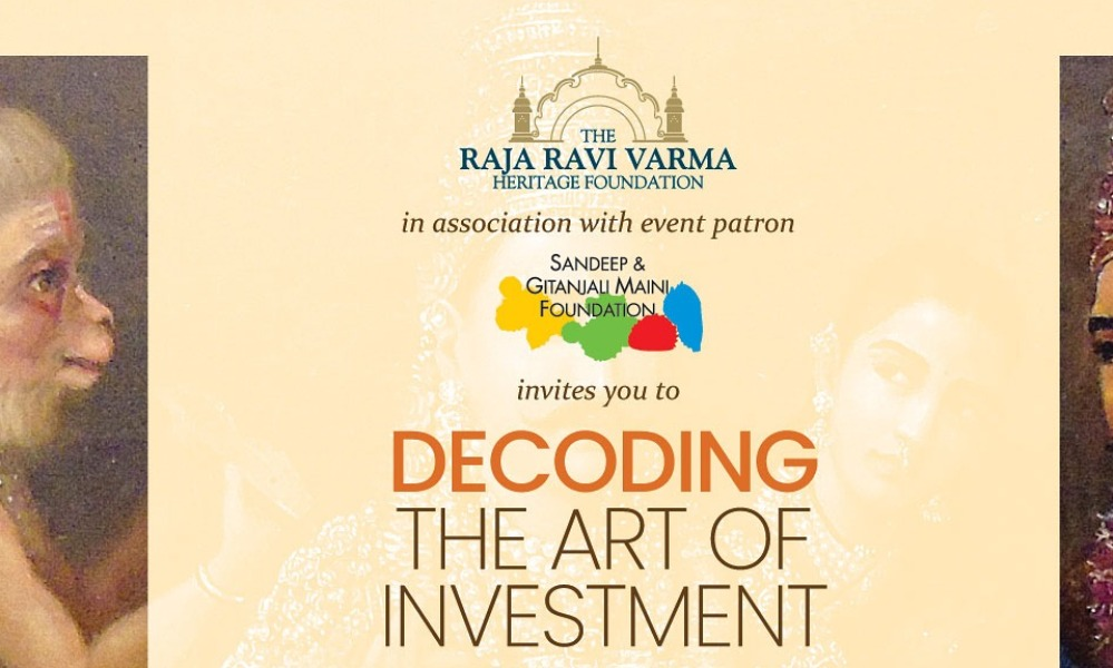 De-coding the Art of Investment: Moderated Session - Sandeep Maini with Dinesh Vazirani