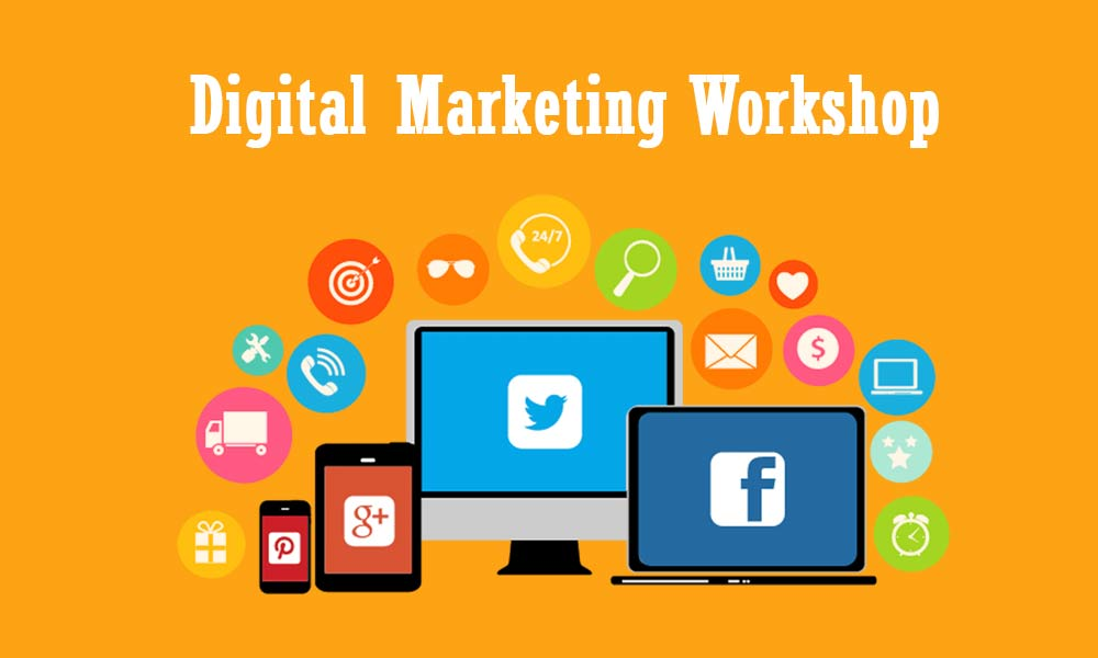 Digital Marketing Workshop in Goa