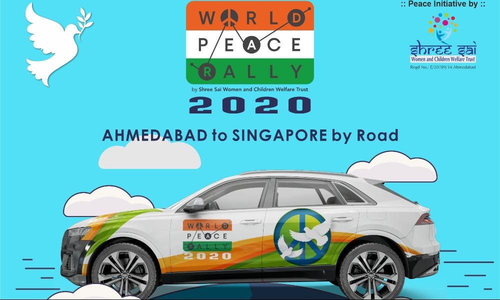 World Peace Car Rally 2020