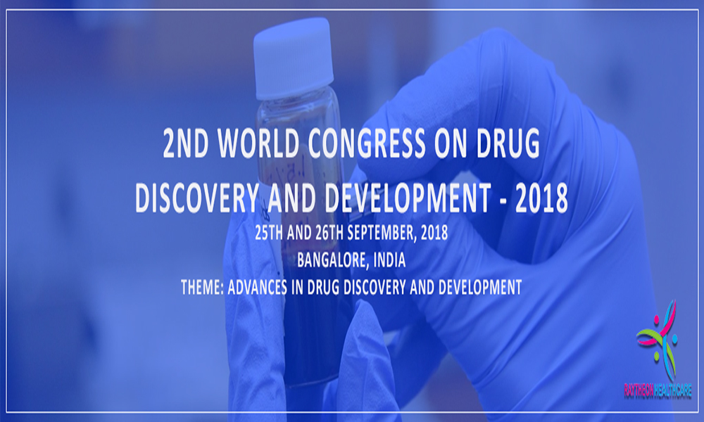 2nd World Congress on Drug Discovery and Development