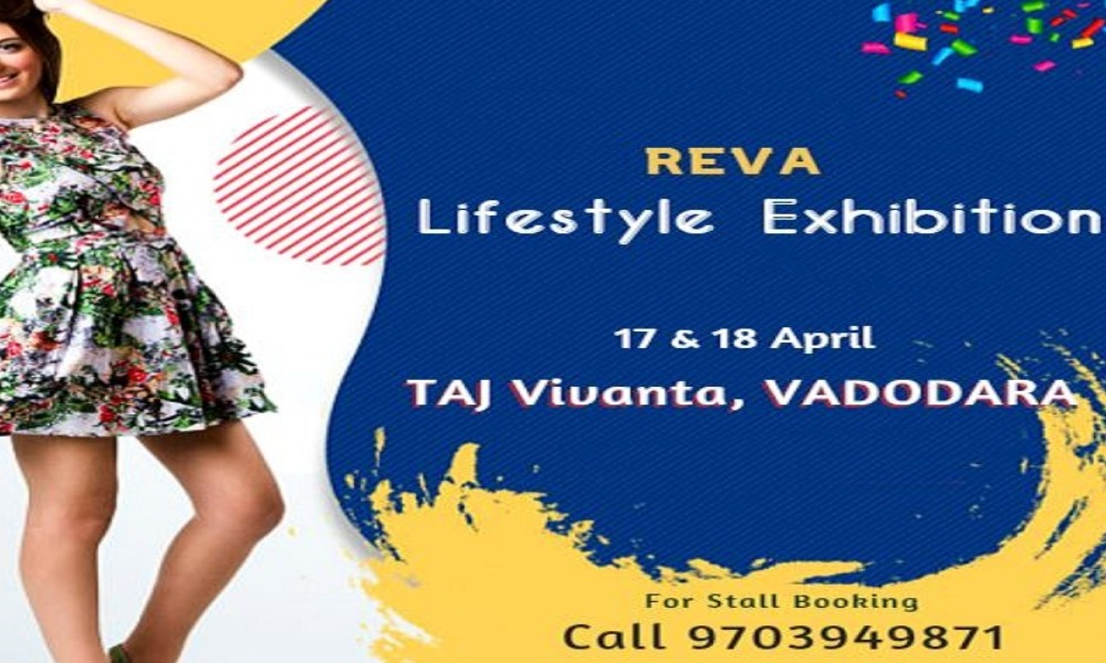 Reva - Premium Lifestyle Exhibition in Vadodara