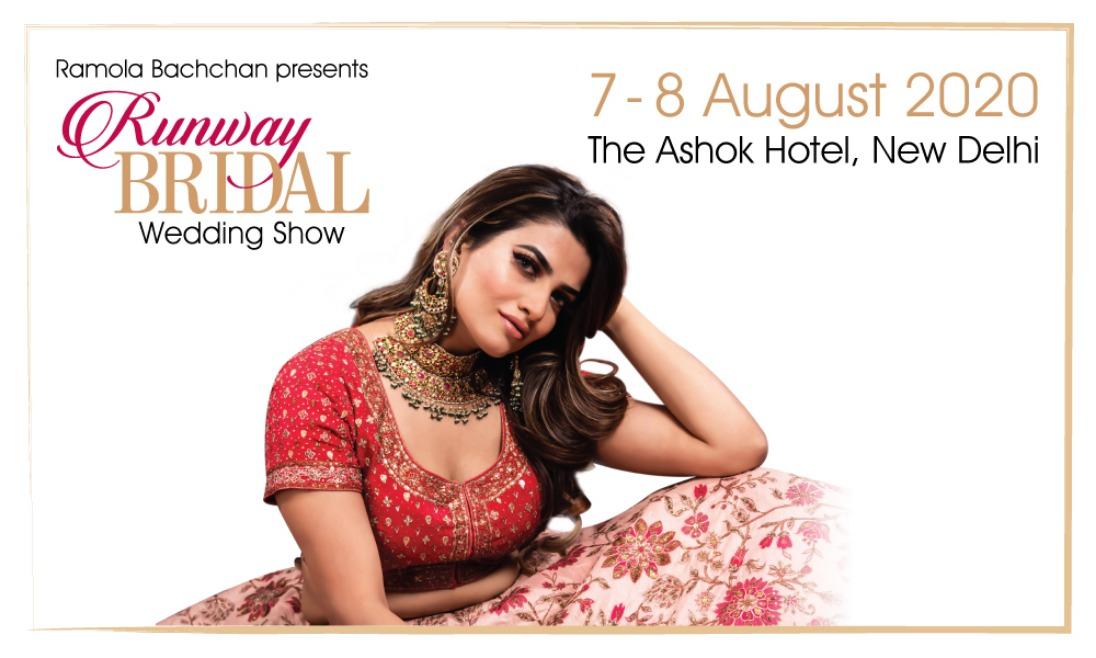 Runway Bridal 2020 - Wedding Exhibition by Ramola Bachchan
