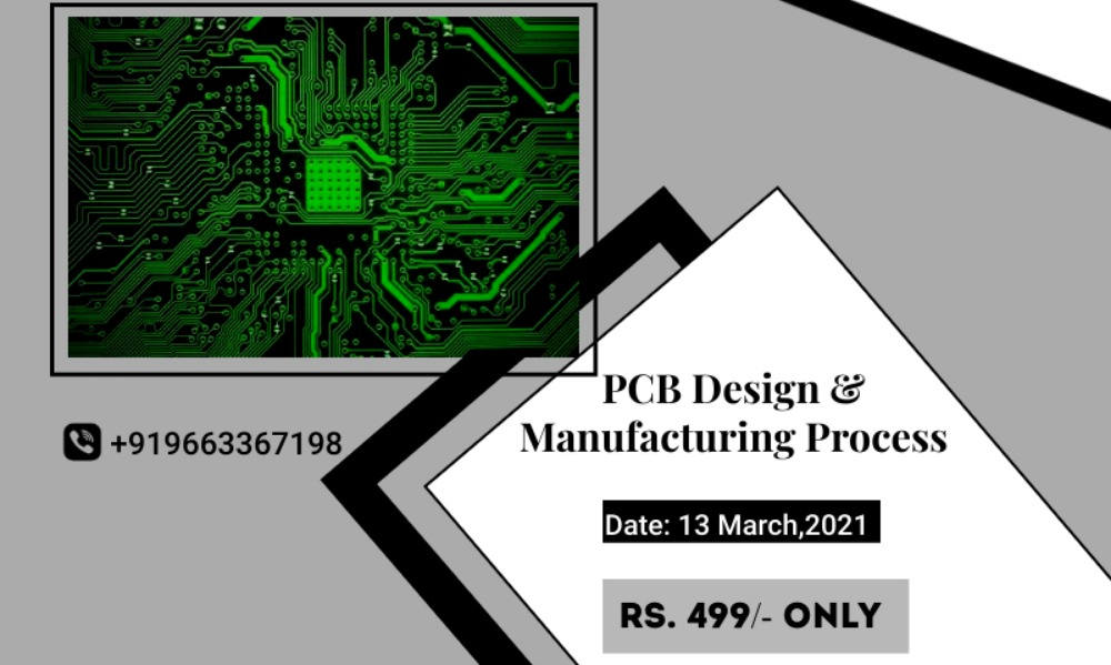 PCB Design and Manufacturing Process