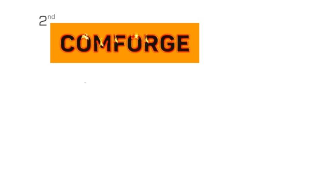 2nd COMFORGE 2021