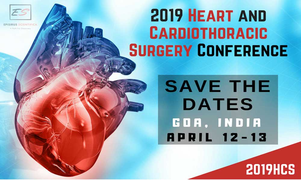 Heart and Cardiothoracic Surgery Conference 2019 Business Events in