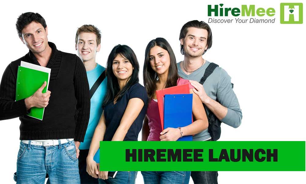 HireMee Launch
