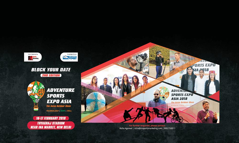 Adventure Sports Expo Asia 2019
