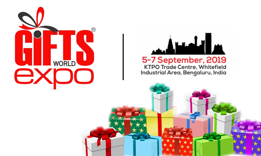Gifts World Expo in Bangalore