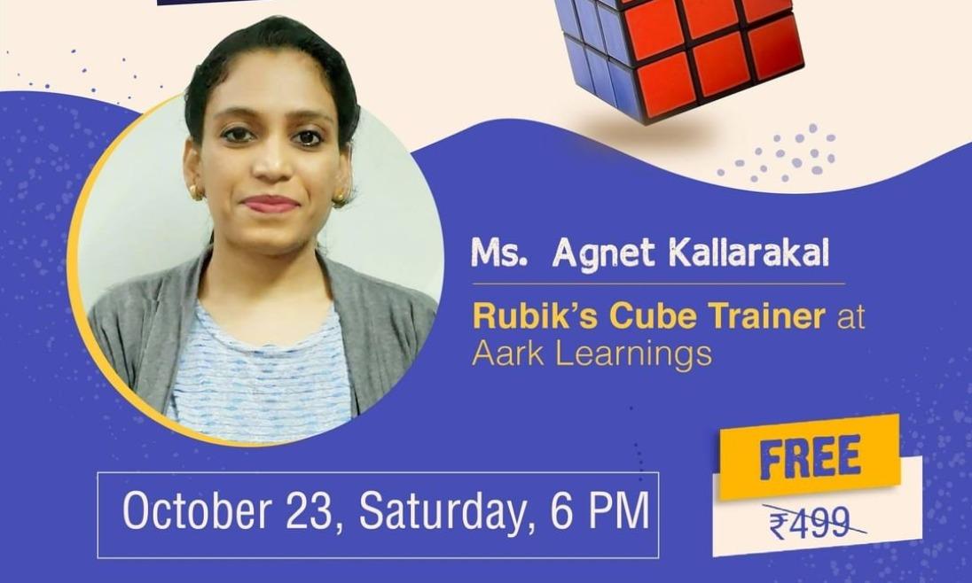 3*3 Free Rubik's Cube Webinar