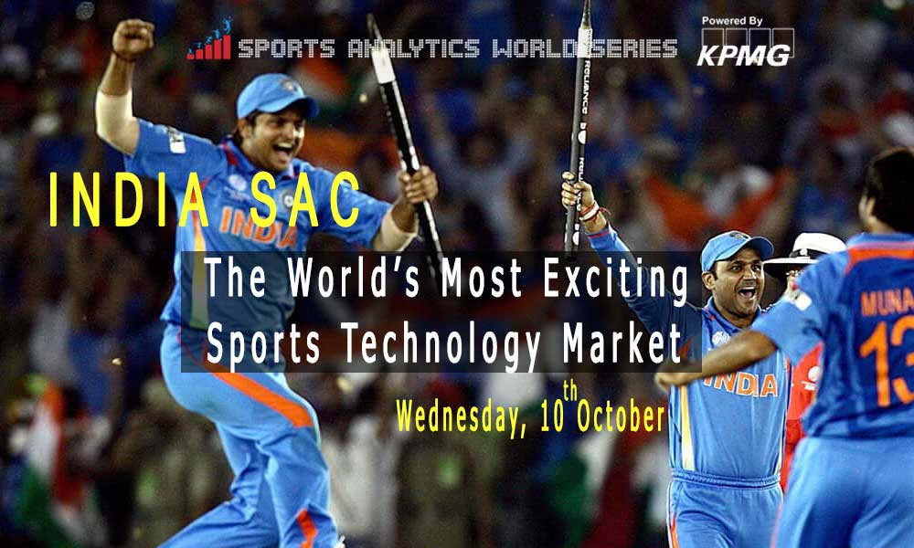 India Sports Analytics & Technology Conference
