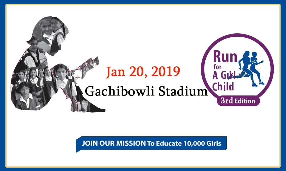 Run for a Girl Child 3rd Edition