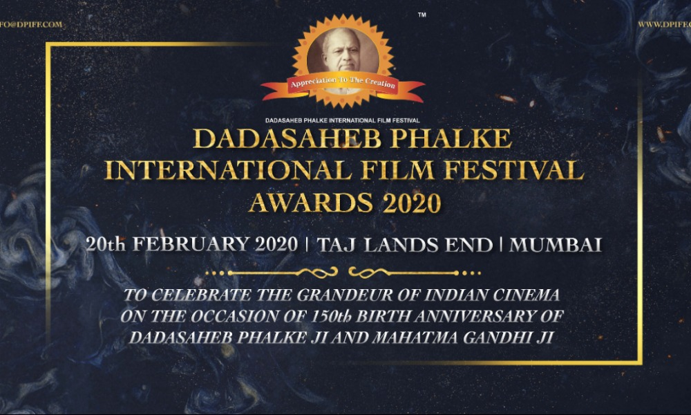 DADASAHEB PHALKE INTERNATIONAL FILM FESTIVAL AWARDS 2020