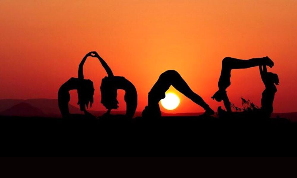 Family Yoga Holiday