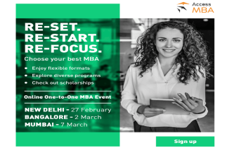 Access MBA Events India