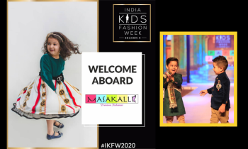 India Kids Fashion Week - Kolkata