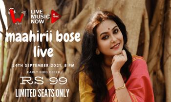 Maahirii Bose Live