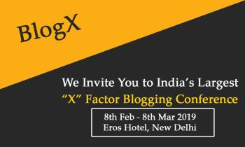 BLOGX 2019 CONFERENCE