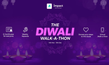 The Diwali Walkathon