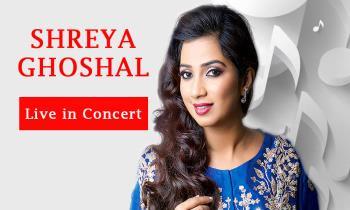 Live Concert - Shreya Ghoshal
