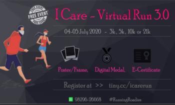 I Care - Virtual Run 3.0