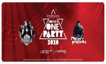 Impresario Kochi's One Party 2020