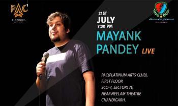 Mayank Pandey LIVE