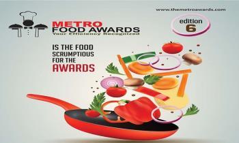 Metro Food Awards Kochi