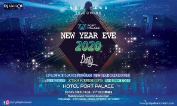 New Year Eve 2020 Party