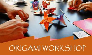 Origami Workshop by the Living Walls
