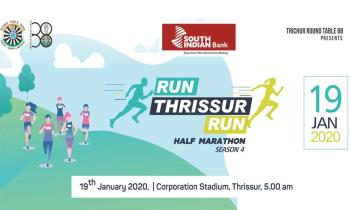 Run Thrissur Run 2020